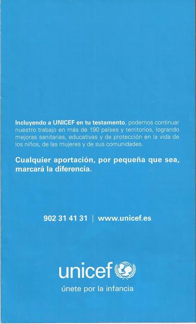 La sonrisa la puede heredar de ti - PIEZA PUBLICITARIA DE UNICEF