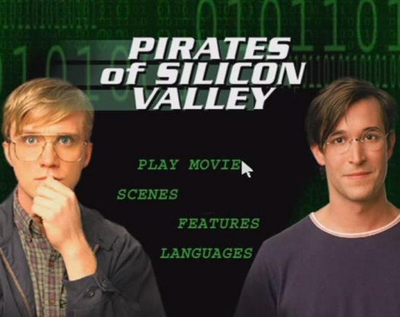 Los piratas de Silicon Valley