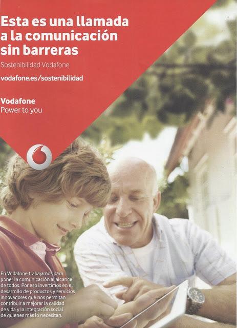 Anuncio Vodafone La comunicación sin barreras