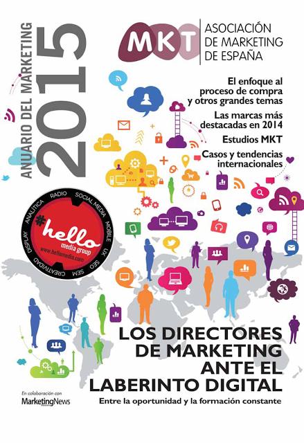 Anuario Marketing 2015