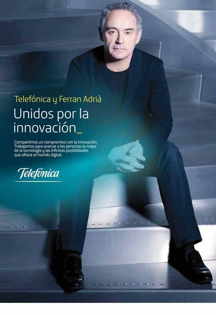 Ejemplo de Publi - Innovación de Telefónica