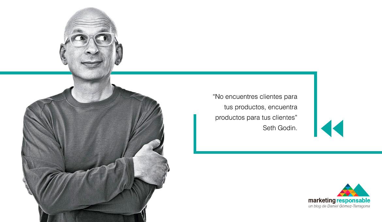 Cita de Seth Godin