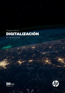 Impacto de la digitalización en las personas - portada