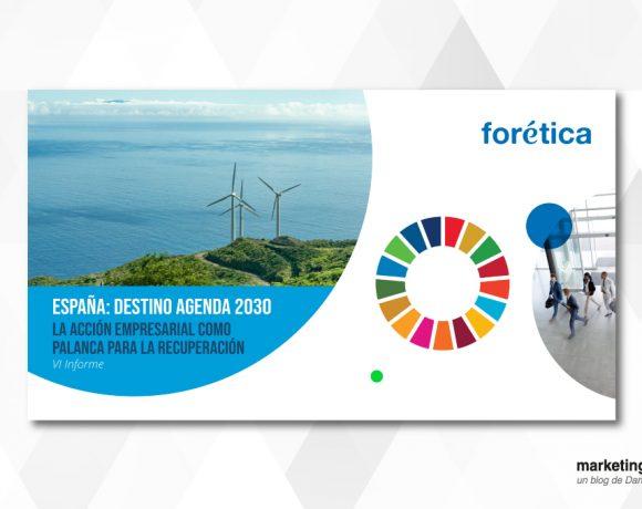 España: Destino Agenda 2030. La acción empresarial como palanca para la recuperación